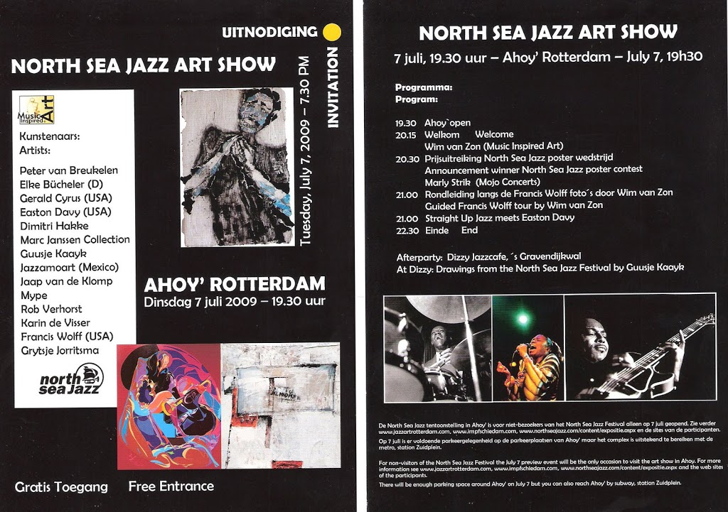 northsejazzexpoflyer